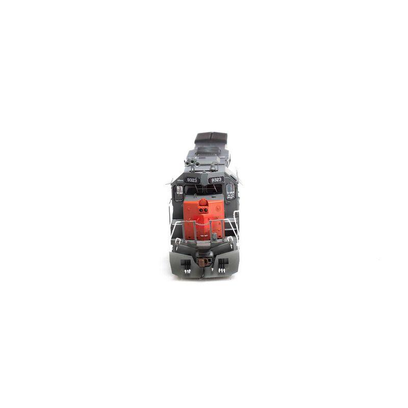 HO RTR SD45T-2 NREX #9323