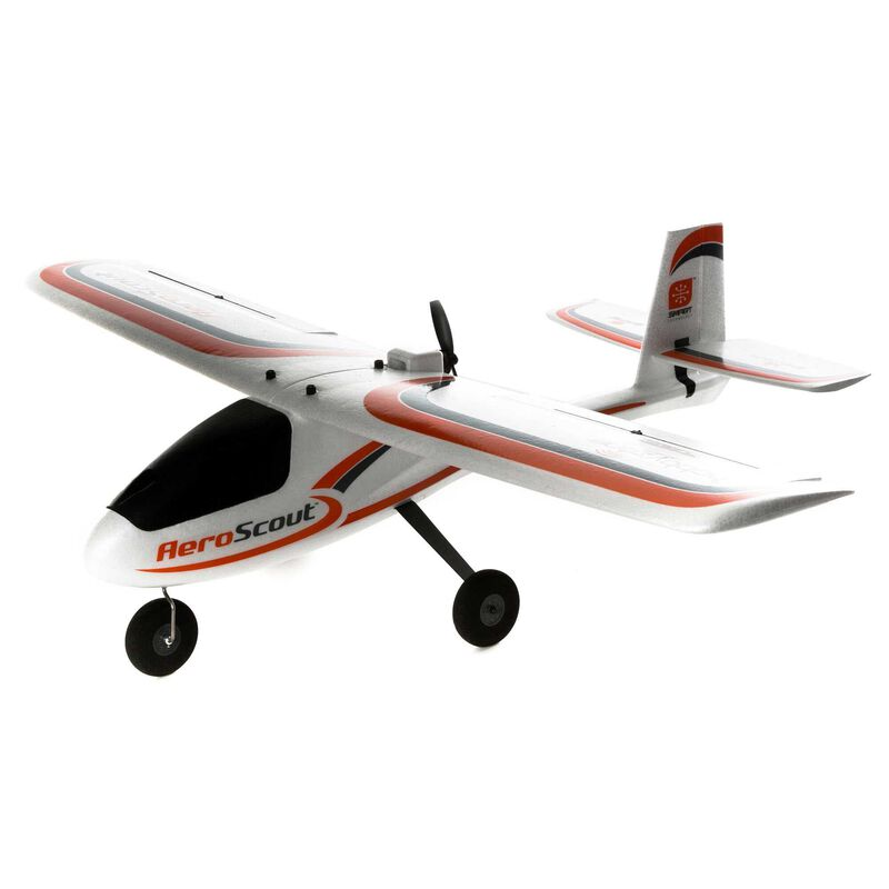AeroScout S 2 1.1m BNF Basic