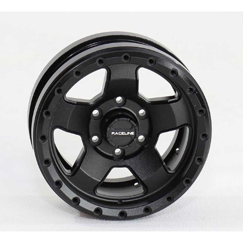 Raceline Combat 1.55 Aluminium Beadlock Wheels (4)
