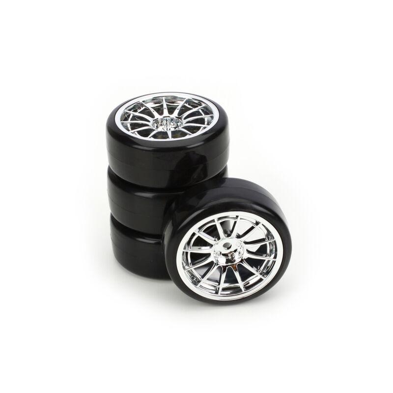 Type4 Complete Wheel/Tire Set(4): Drift