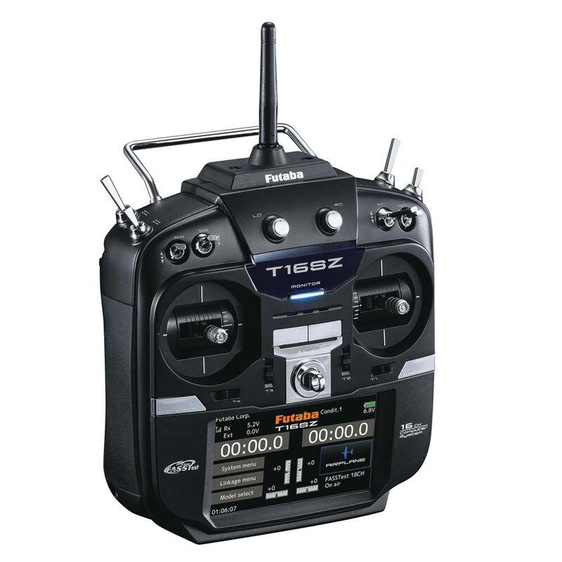 16SZH 16-Channel Heli FASSTest Telemetry Radio