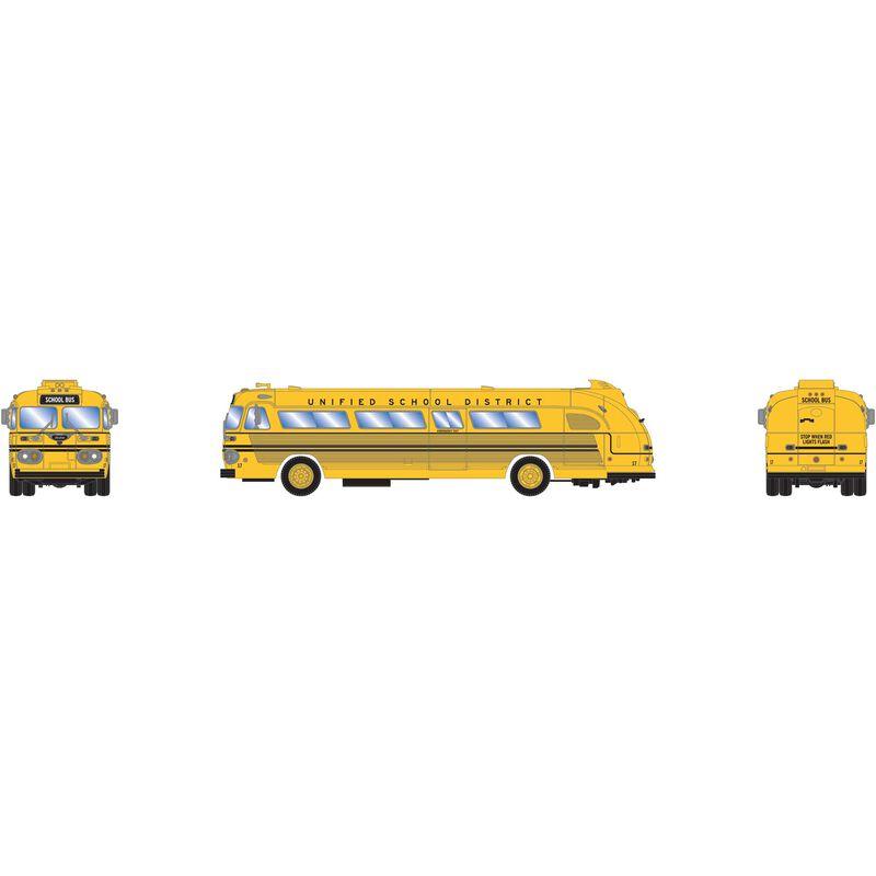 N Intercity Bus Unified School District #17