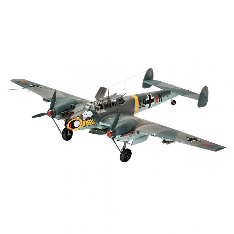 1/32 Messerschmitt Bf110 C-2 C-7