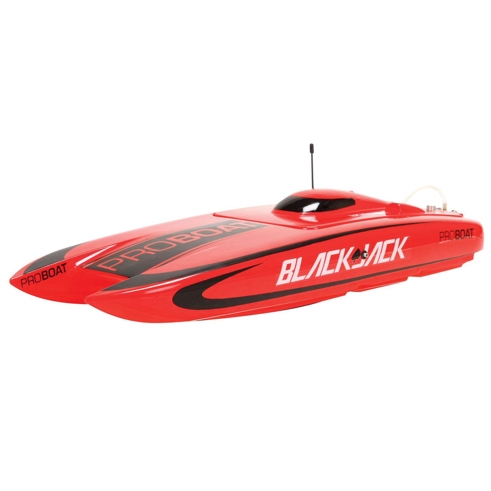 "Blackjack 24"" Brushless Catamaran RTR"