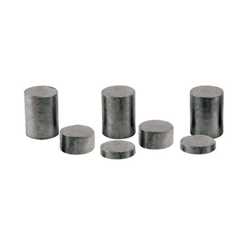 Tungsten Incremental Weights, 2 oz Cylinder