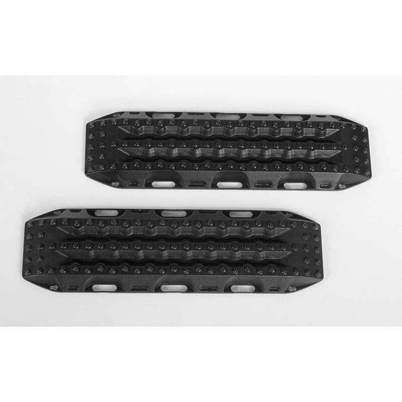 MAXTRAX 1/10 Vehicle Extraction Recovery Board Black (2)