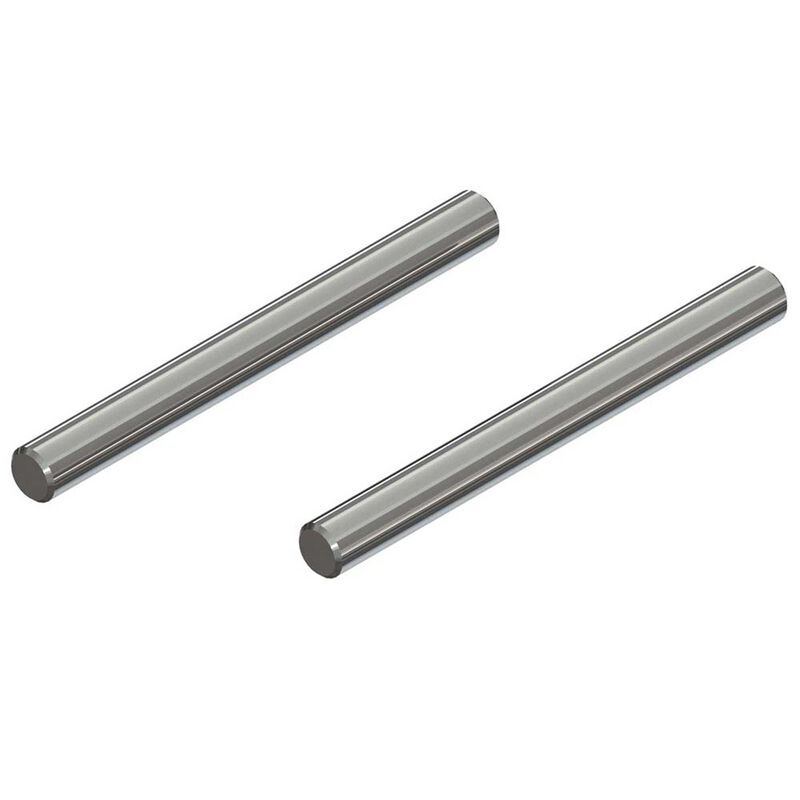 Hinge Pin 3x31mm (2): 4x4