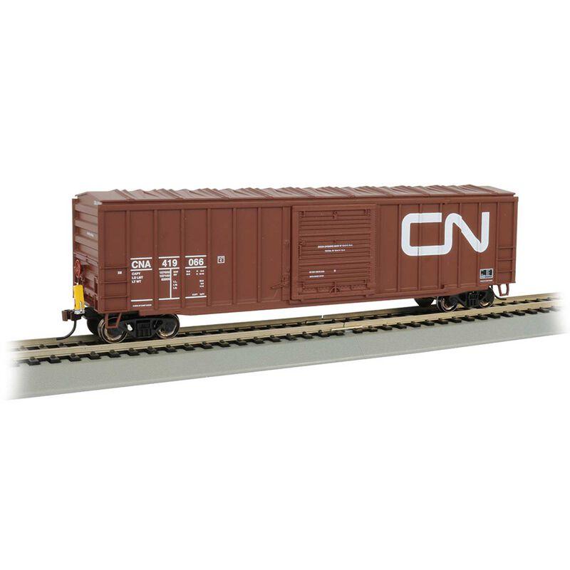 HO 50' Outside Braced Box CN