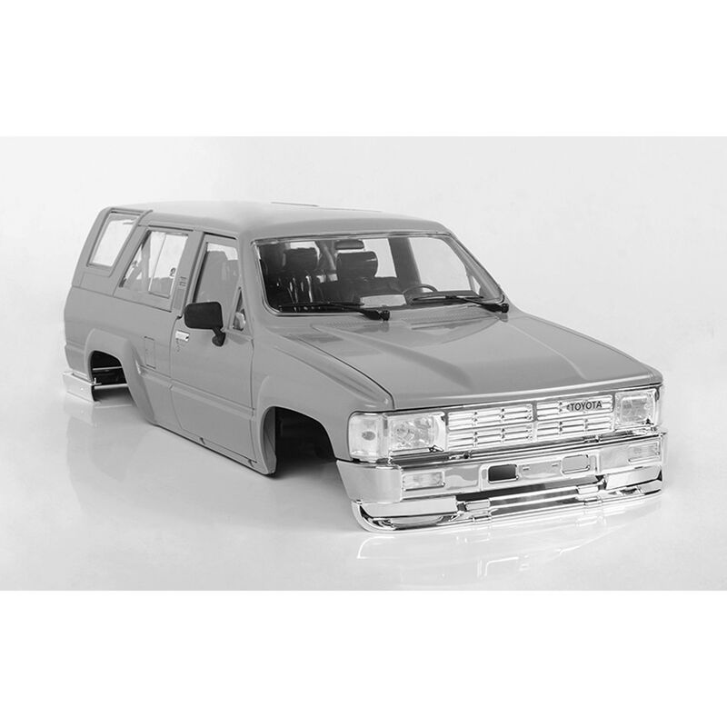 1/10 1985 Toyota 4Runner Hard Body Complete Set