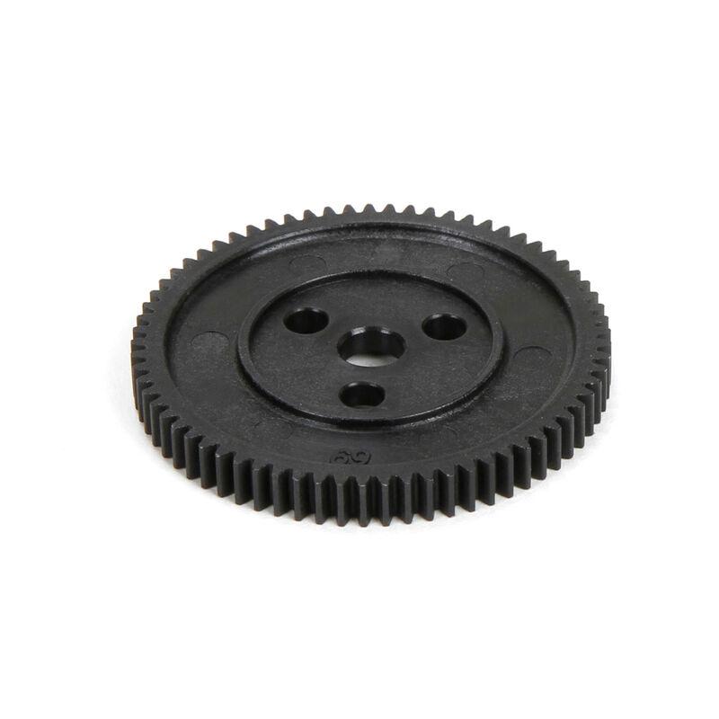 Direct Drive Spur Gear, 69T, 48P