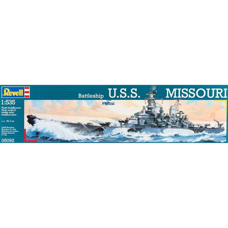 1/535 Battleship USS Missouri