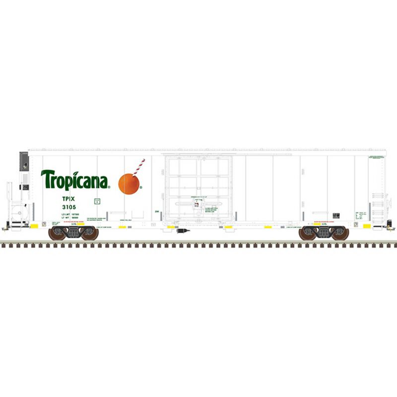 Tropicana+ (Safety Stripes #1) 3090