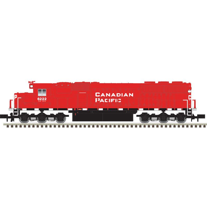N SD60 w DCC & Sound CPR #6257