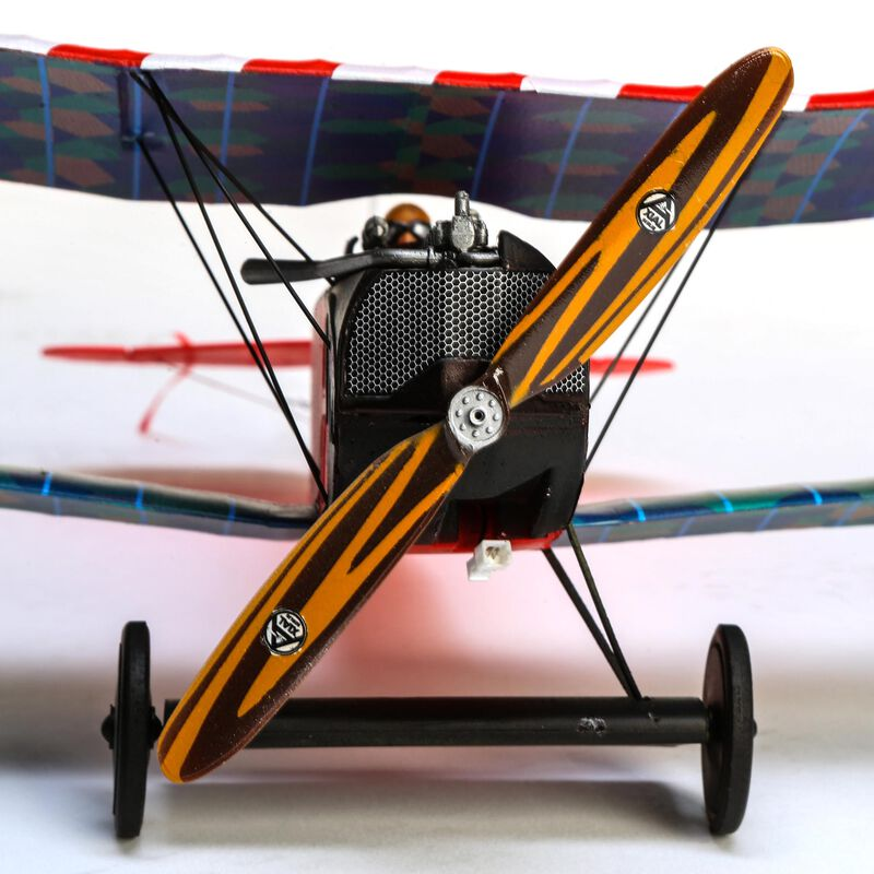 Fokker D.VII Micro EP RTF, 400mm