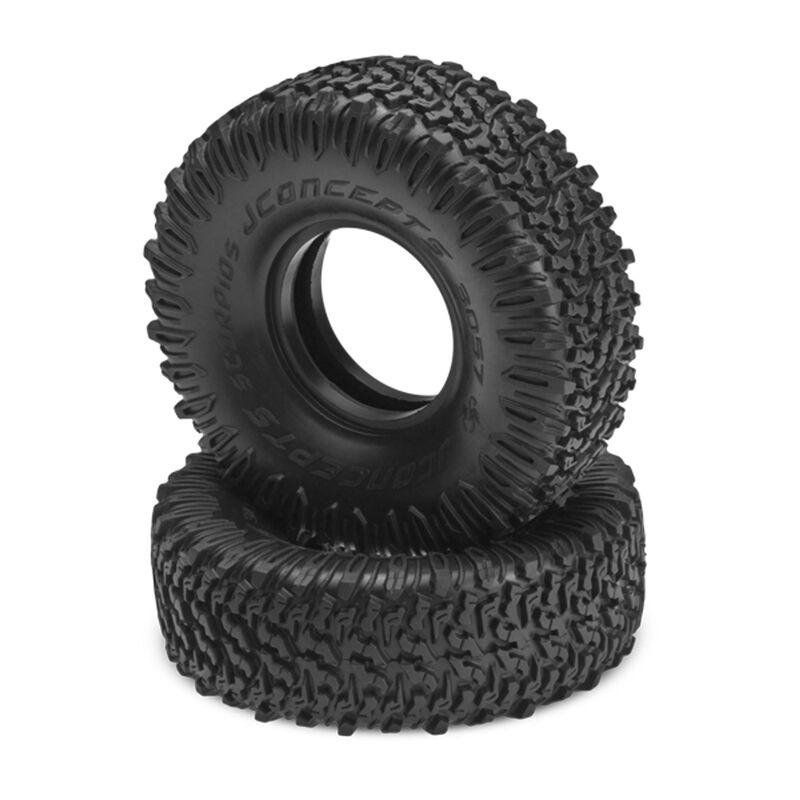 Scorpios 1.9 All-Terrain Scaling Tire, Green
