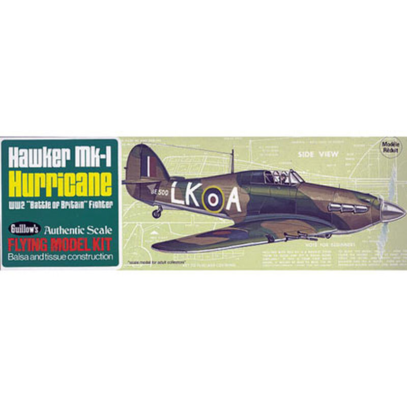 "Hawker MK-1 Hurricane Kit, 16.5"""