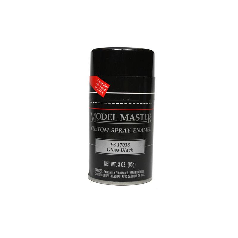 MM Spray FS17038 Gloss Black