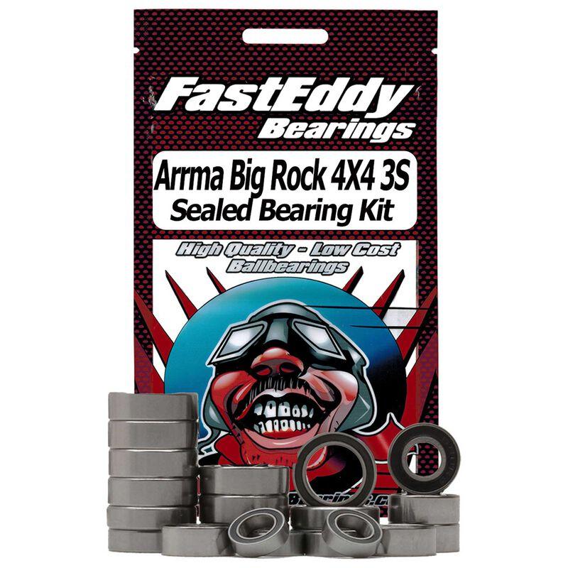 Sealed Bearing Kit: ARRMA BIG ROCK 4X4 3S