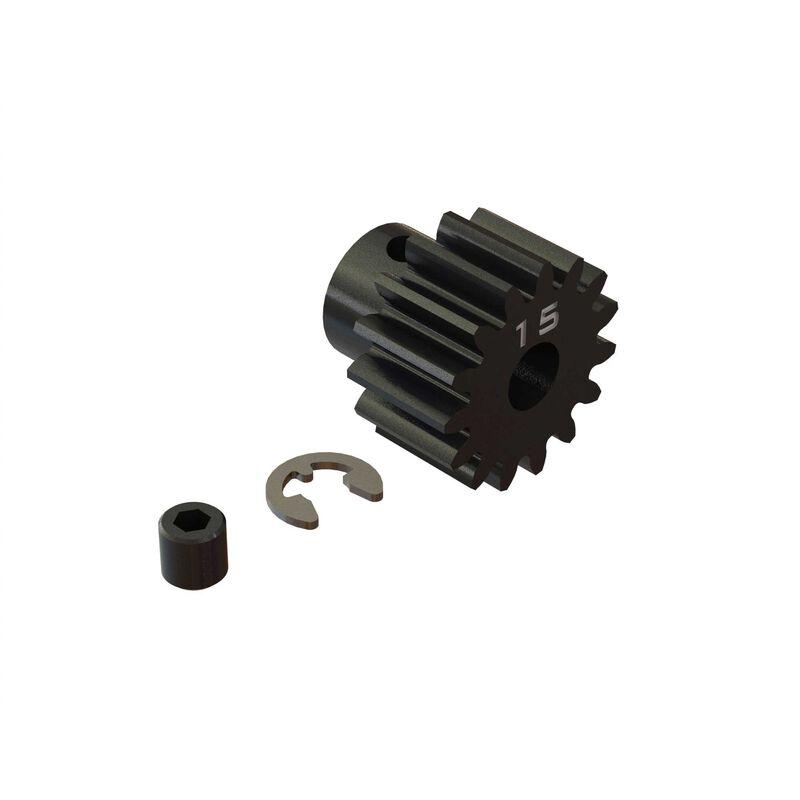 Pinion Gear, 15T HD Mod1 Safe-D5