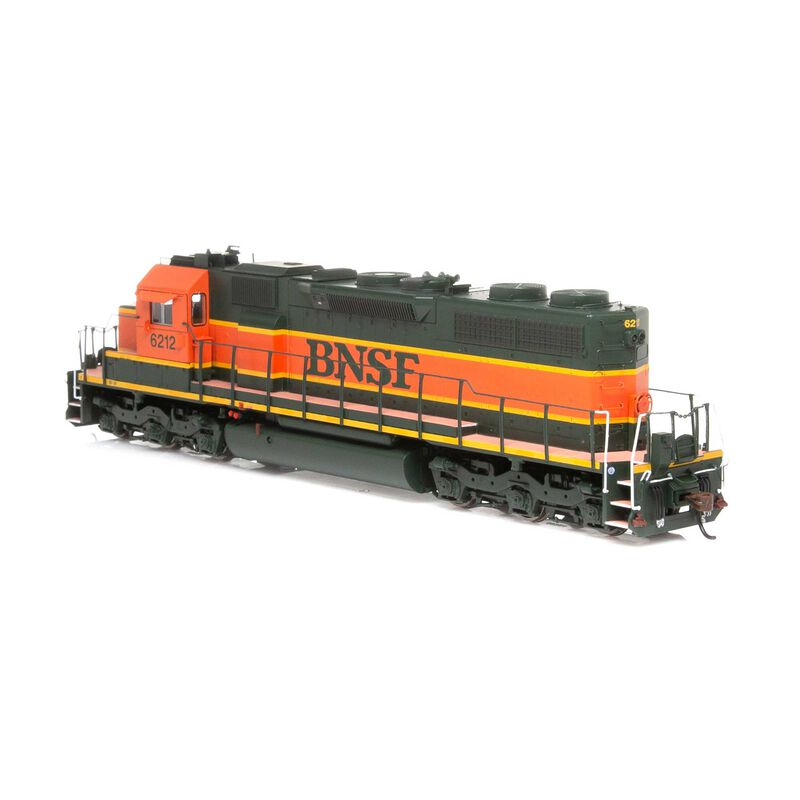HO RTR SD39 with DCC & Sound BNSF #6212