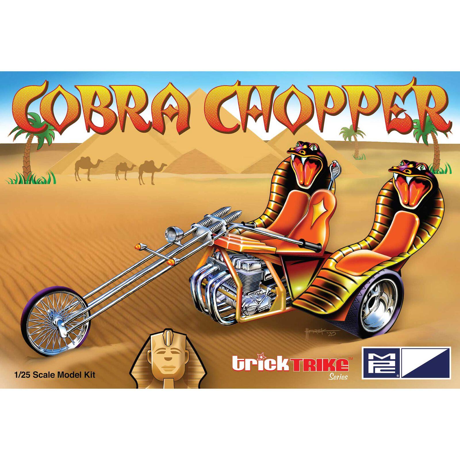 Cobra Chopper (Trick Trikes Series)