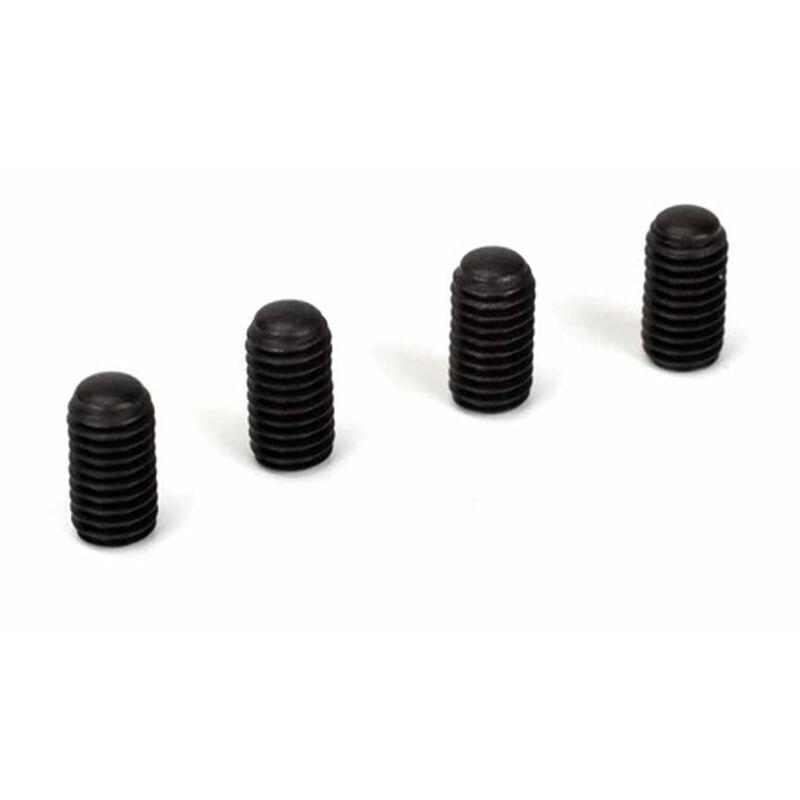 """Oval Point Setscrews, 10-32 x 3/8"""" (4)"""