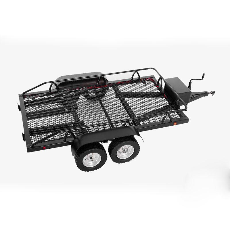 1/10 BigDog Dual Axle Scale Car/Truck Trailer