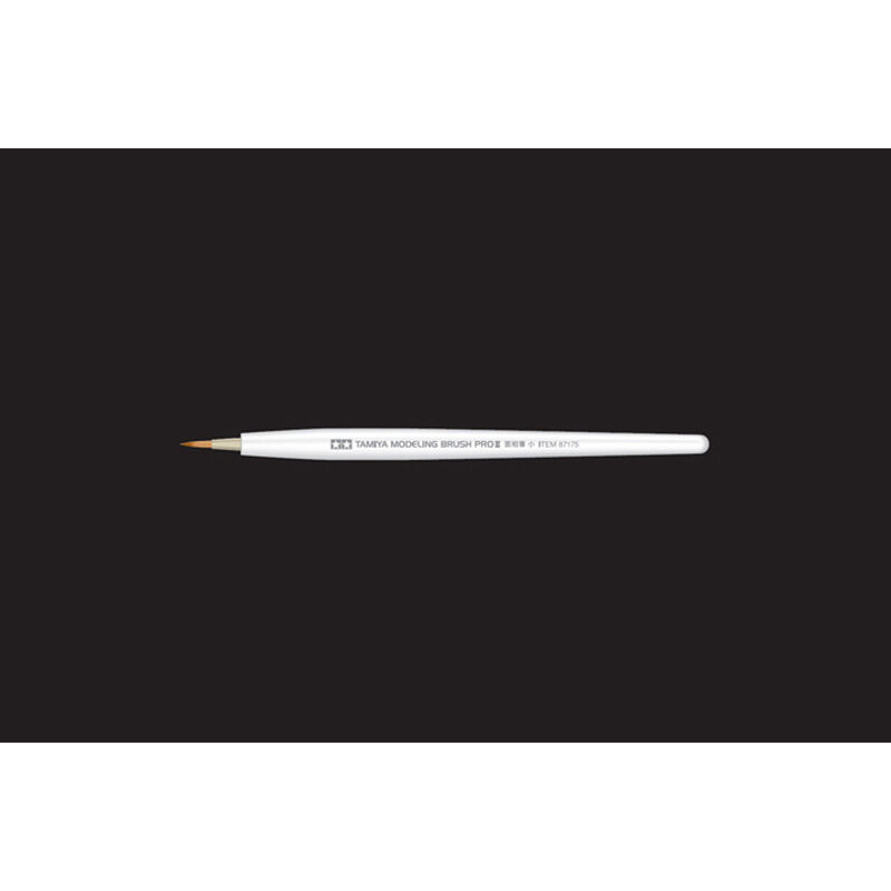 Modeling Pointed Brush PRO II Small