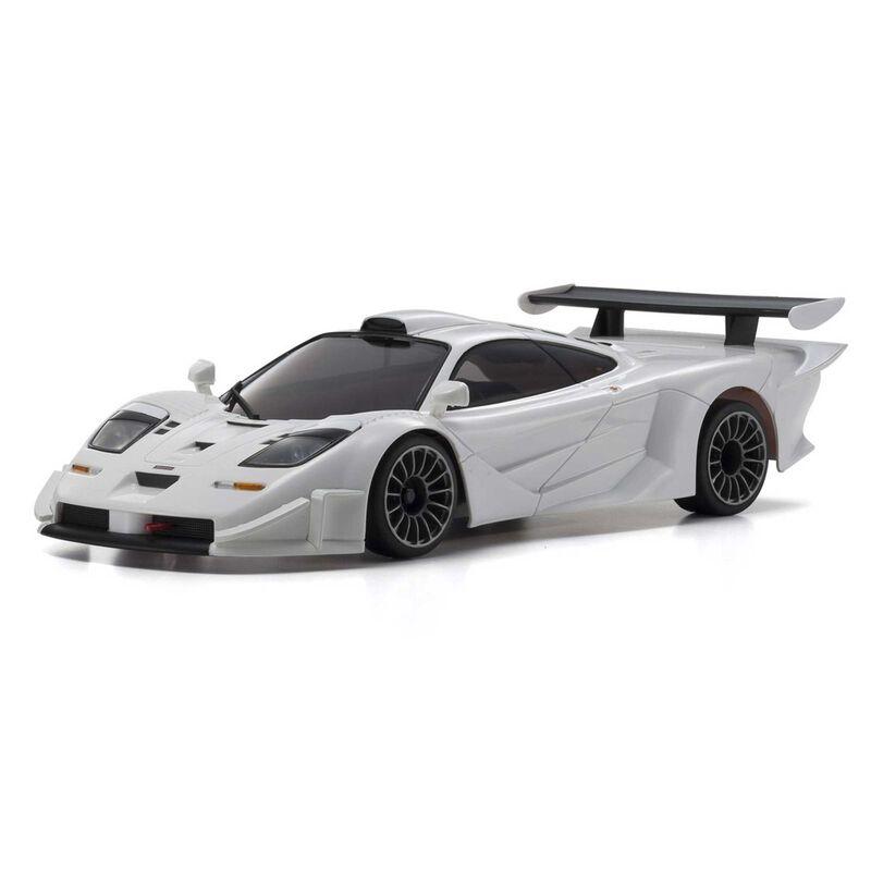 MINI-Z RWD McLaren F1 GTR RTR, White