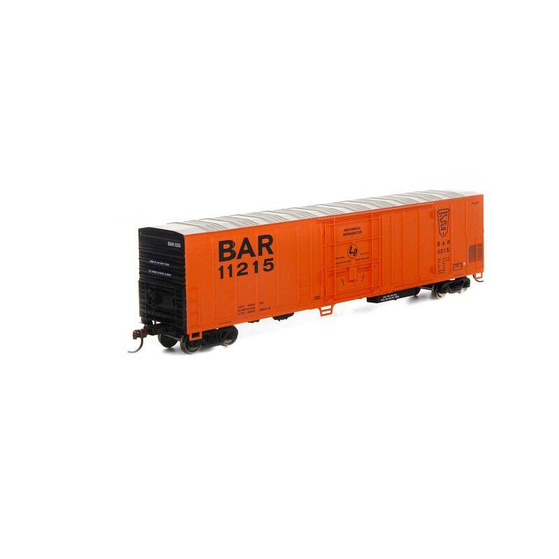 HO RTR 57' Mechanical Reefer BAR #11215