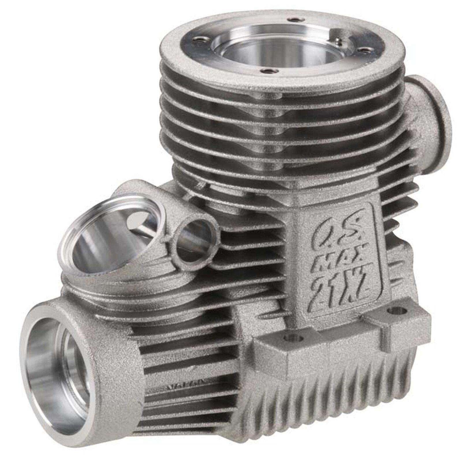Crankcase: 21XZ-R VII