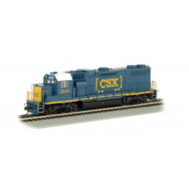 HO GP38-2 CSX HTM #2640