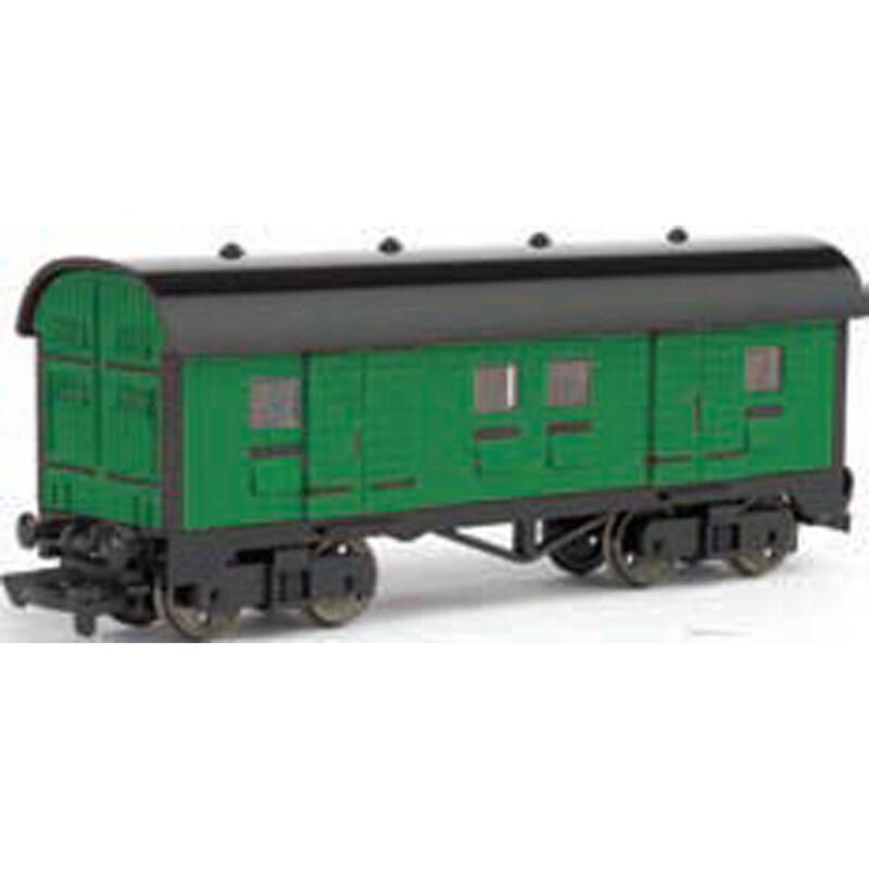 HO Mail Car Green