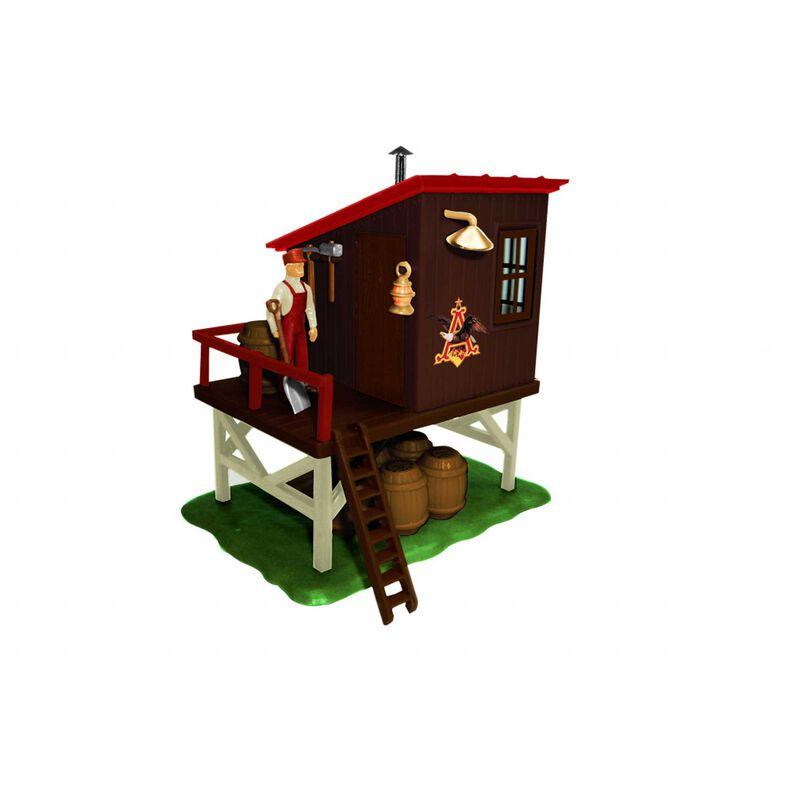 Anheuser-Busch Barrel Shed