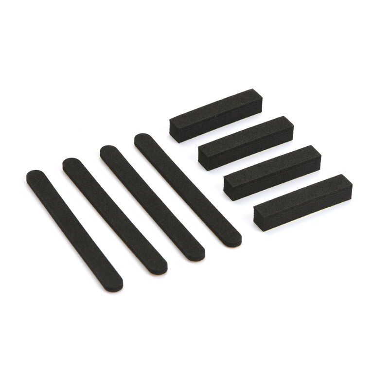 Body Support Foam Kit for R/C Bodies
