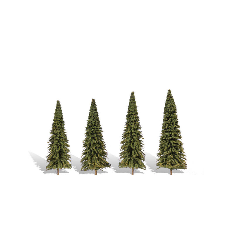 """Classics Tree, Forever Green 4-6"""" (4)"""