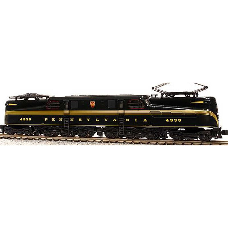 N PRR GG1 Brunswick Green 5-Stripe with DCC #4859
