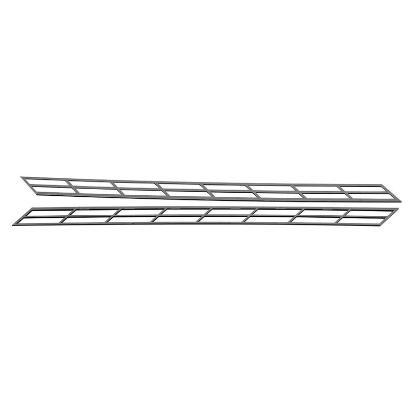 "SR-4 HO Stair Rail,3/16"" (2)"