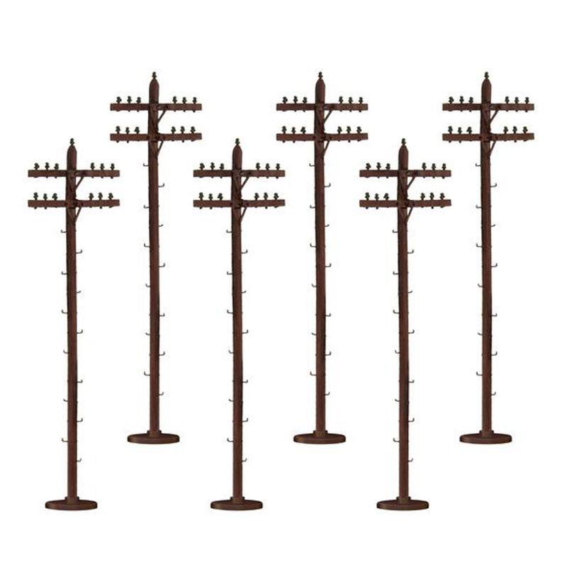 S AF Standard Telephone Poles