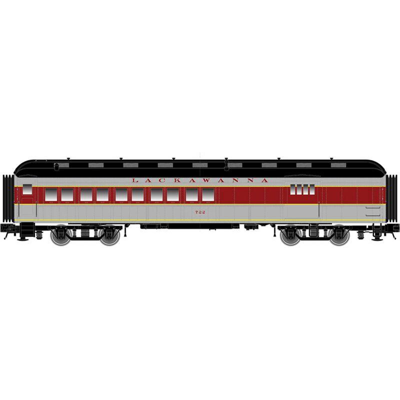 O Trainman 60' Combine, DL&W