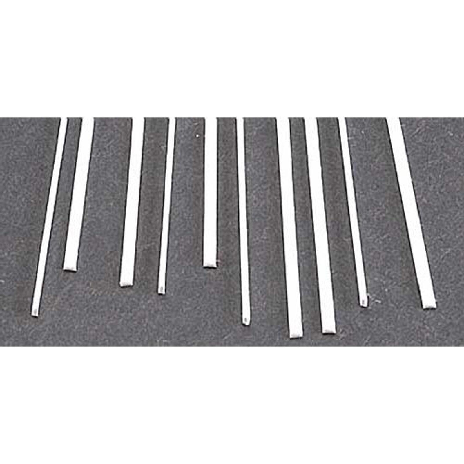 MS-304 Rect Strip,.030x.040 (10)