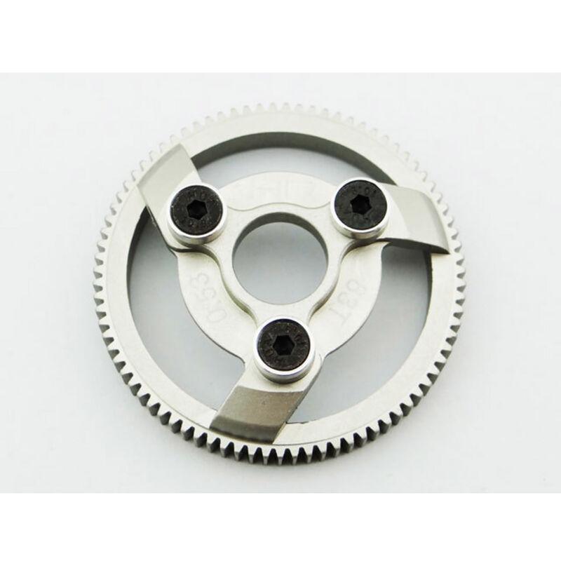 Hard Anodized Aluminum Spur Gear (83t 48p): Traxxas