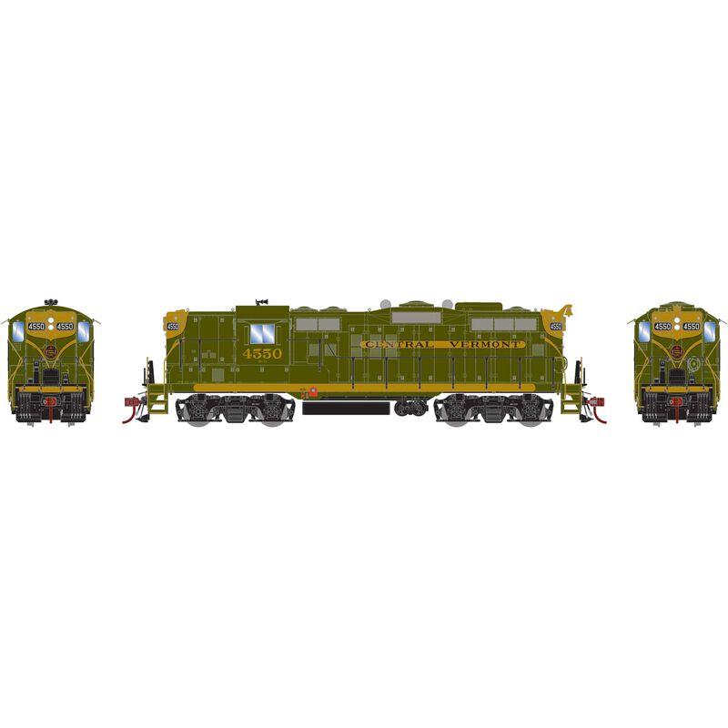HO GP9 CV Green Gold #4550
