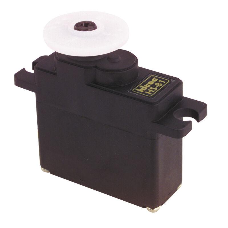 HS-81 Standard Micro Analog Servo