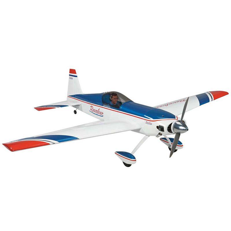 "Revolver Sport Aerobatic .61-.75 EP 70"" ARF"