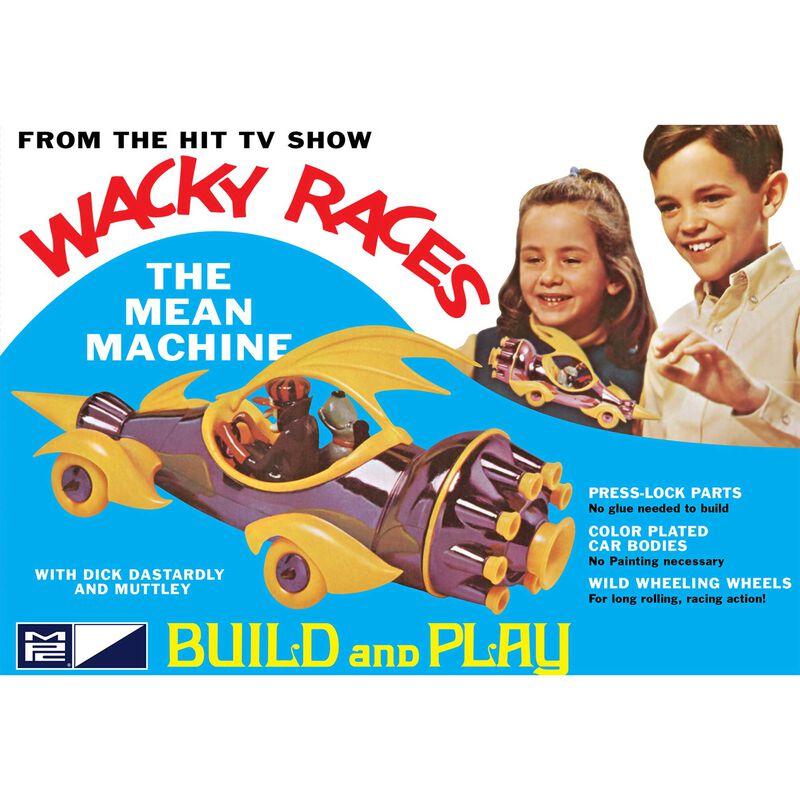 1/32 Wacky Races Mean Machine SNAP