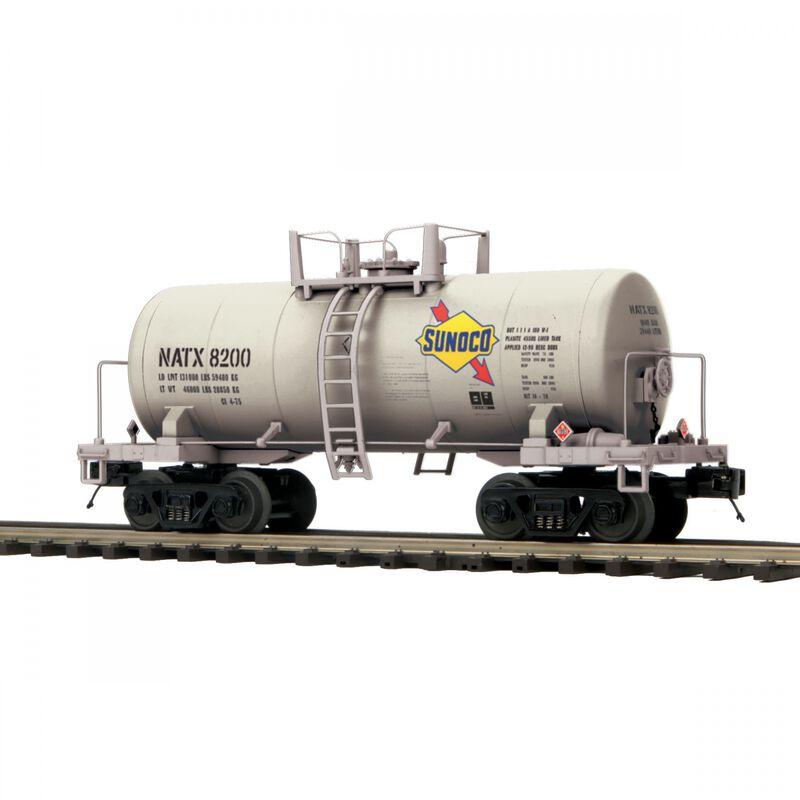 O 8000 Gallon Tank Car SUNOC #8200