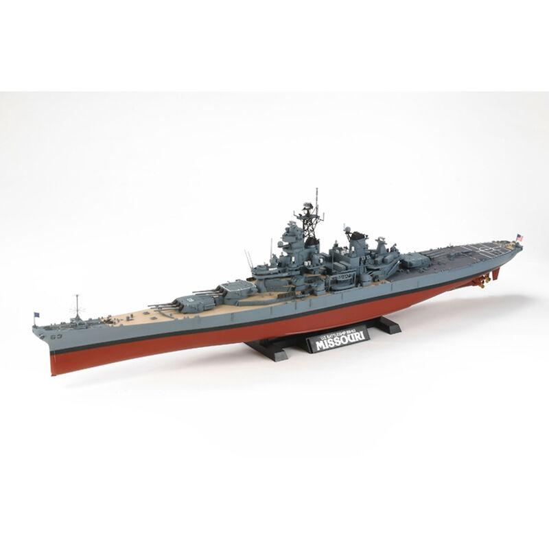 1/350 USS Missouri Battleship