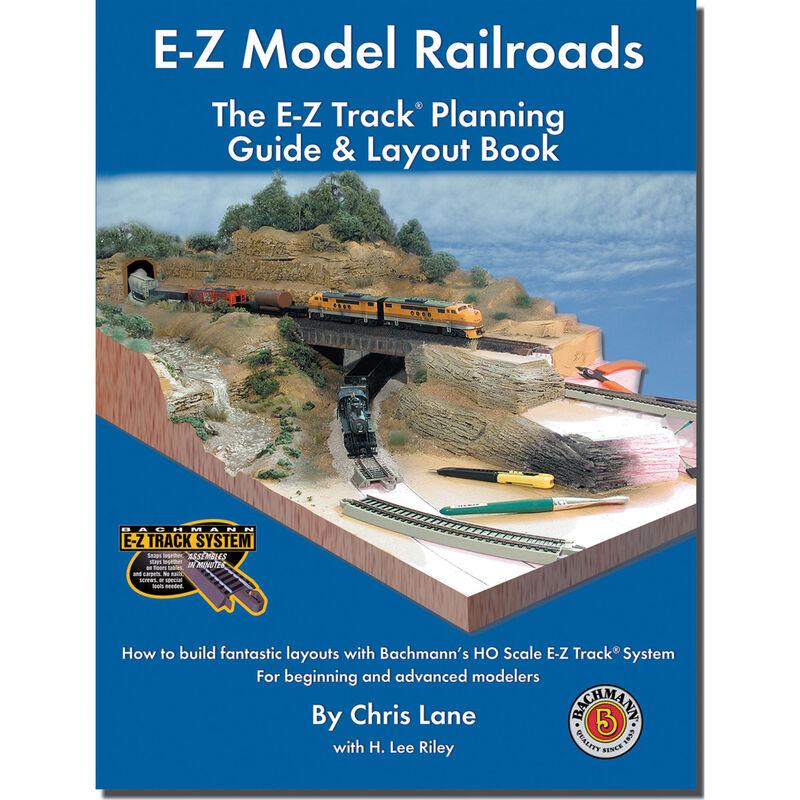 E-Z Model Railroads Track Planning Book