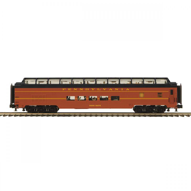 O 70' SS SL Full Length Vista Dome Pass Car